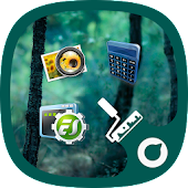 Forest - Solo Launcher Theme