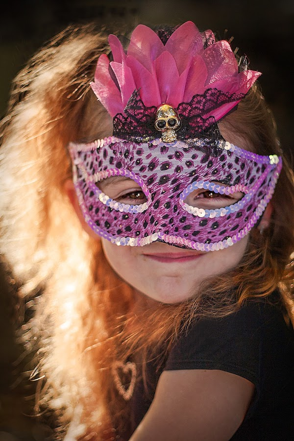 Isabella's Masquerade Party by Nancy Senchak - Babies & Children Child Portraits