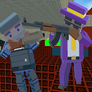 Blocky Gangster Warfare Multiplayer