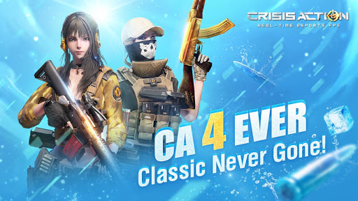 Télécharger Gratuit Crisis Action-Answer the call of war  APK MOD (Astuce) screenshots 1