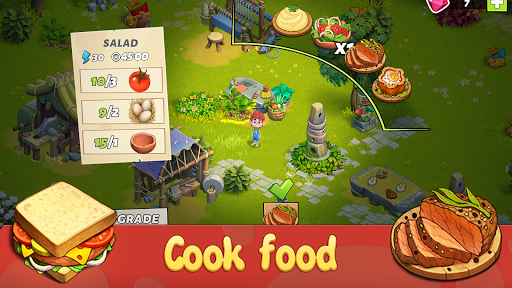 Family Age: beautiful farm game & happy stories 1.0571 Cheat screenshots 3