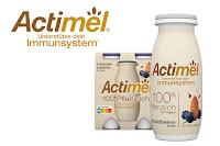 Angebot für Actimel 100% Pflanzlich, Joghurt Drink Heidelbeere, 4x100g im Supermarkt - Danone