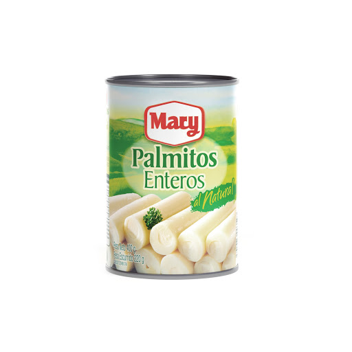 palmitos enteros mary 400gr