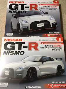 NISSAN GT-R  2017ニスモのカスタム事例画像 ニスモん35さんの2018年10月15日06:00の投稿