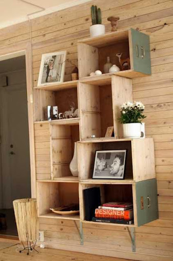 DIY Storage Design Ideas