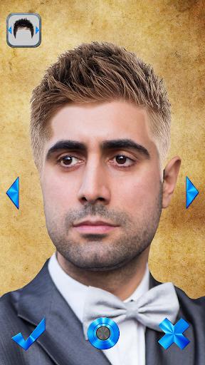 玩免費攝影APP|下載髮型男性照片蒙太奇 app不用錢|硬是要APP