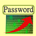 Customized passwords generator PassGen icon