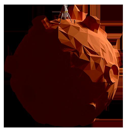 Crater Maker 街機 App LOGO-APP開箱王