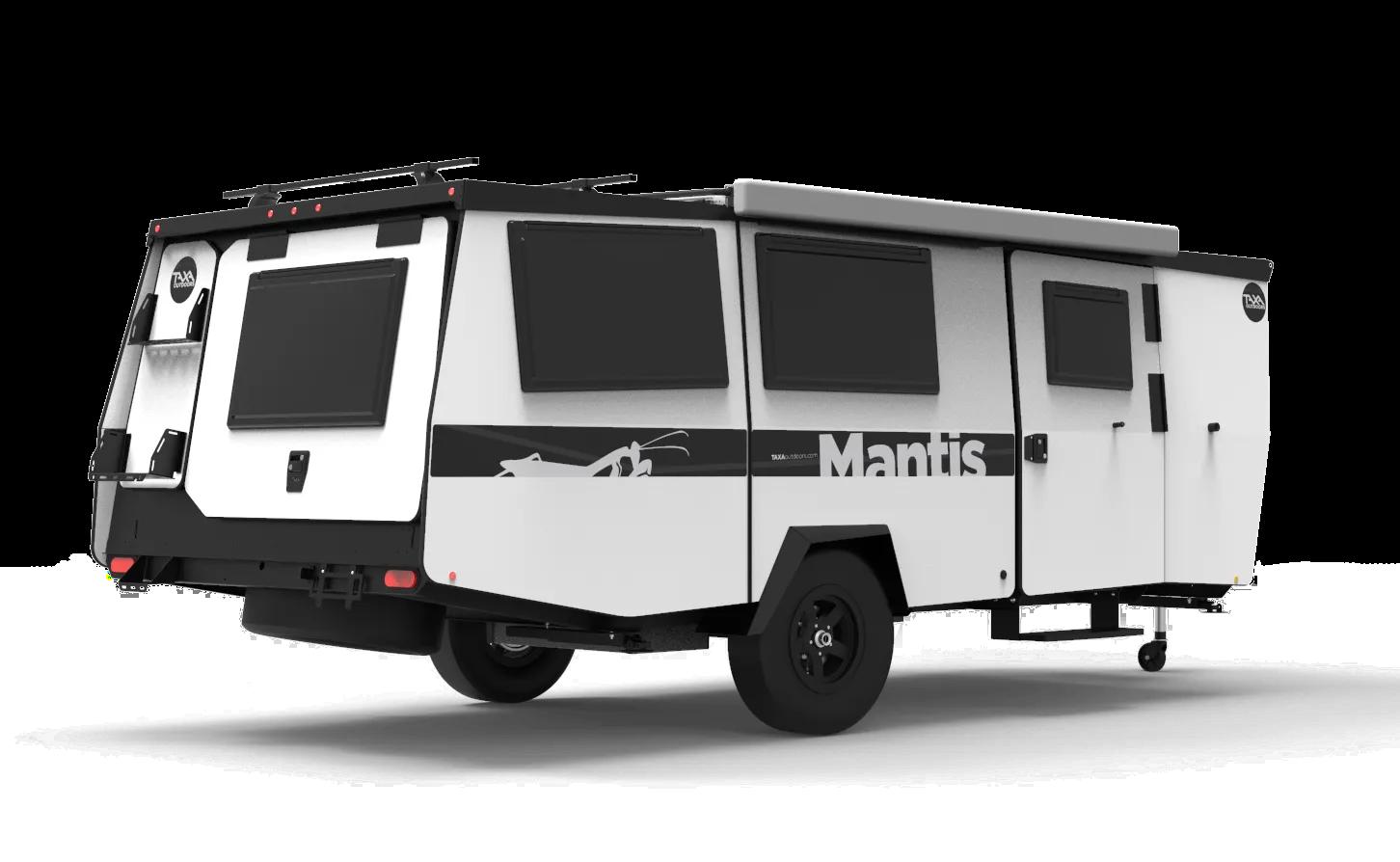 taxa mantis light camper for boondocking camping off road