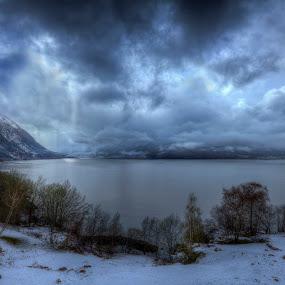 Ringøy (Hardanger) by Sigbjørn Fjellheim - Landscapes Weather