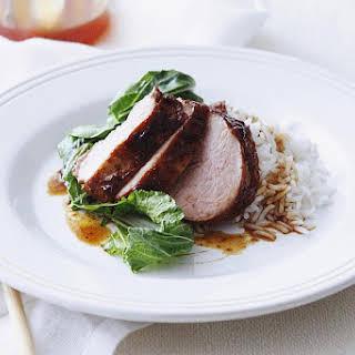 Pork Chop and Tenderloin Marinade.