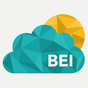 Beijing weather forecast guide icon