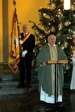 Photo: Christkindlmesse von Ignaz Reimann mit Großdechant Prälat Franz Jung in St. Elisabeth Wendeburg