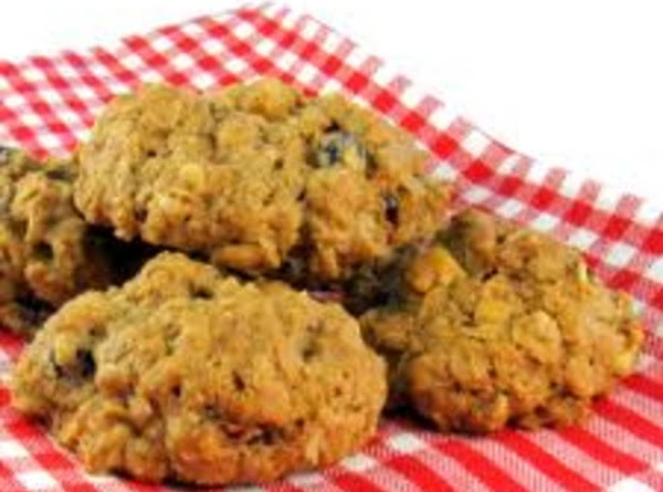 Mom's Overnight Oatmeal Cookies Recipe