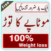 Motapay Ka ilaj in Urdu ( weight loss tips )