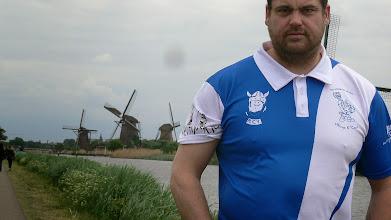 Photo: Les Moulins de Kinderdijk (Pays-Bas)