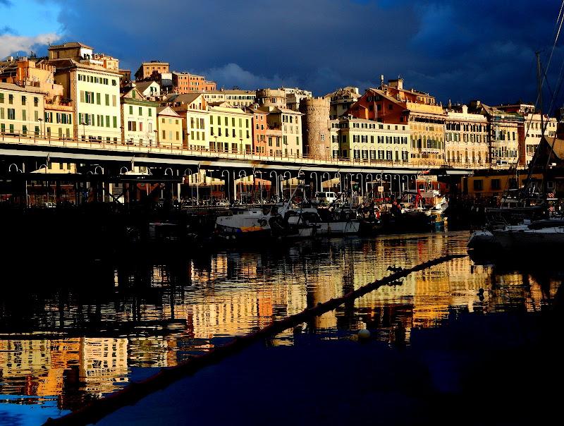 Genova - Darsena di provenza