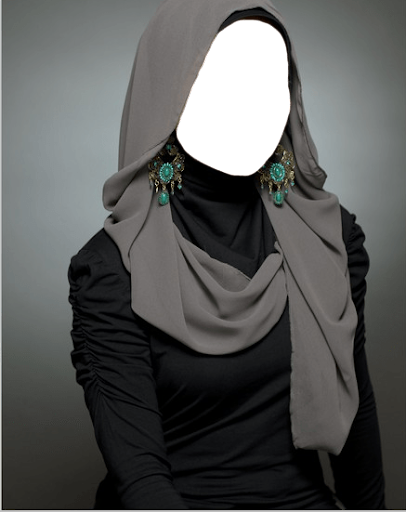 Hijab Fashion Photo