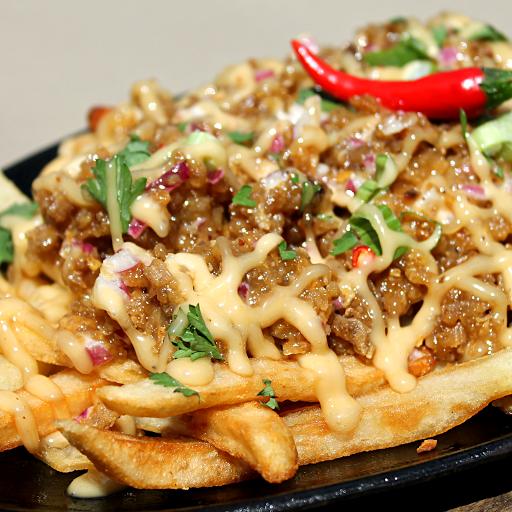 Chicken Sisig Fries