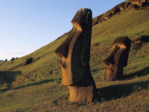 Easter Island Live Wallpaper