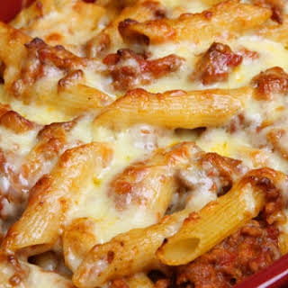Pork Mince Pasta Bake Recipes.