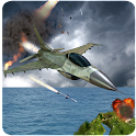 F16 Fighter Flight Air Attack icon