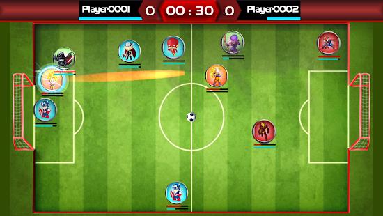 Heroes Soccer - náhled