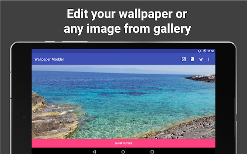 Wallpaper Modder - Wallpaper Editor, Photo Editor Screenshot