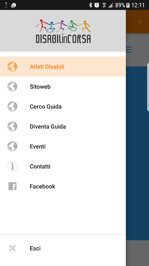 Disabilincorsapp- screenshot
