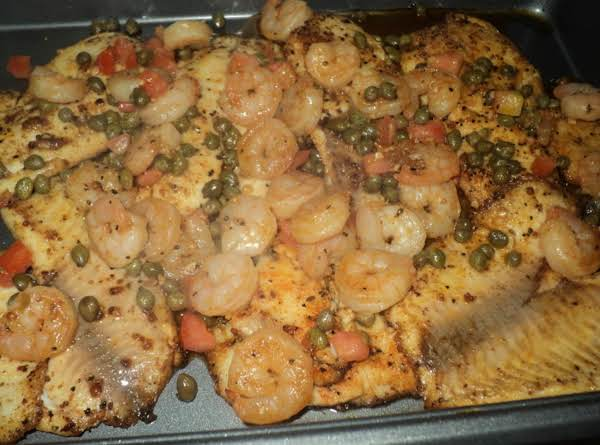 Creole Seafood Eryn's Way Recipe