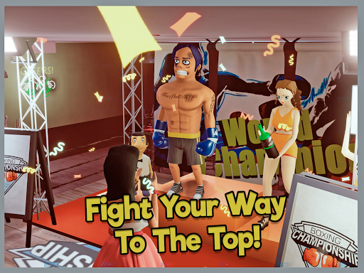 Super Boxing: Smash Punch! - Boxing Game 666 screenshots 4