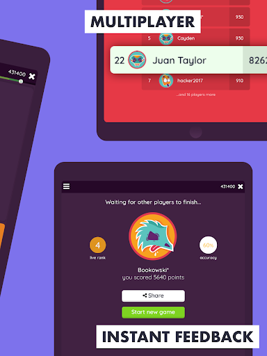 Quizizz Student: Fun Multiplayer Quizzes! 2.4 screenshots 7