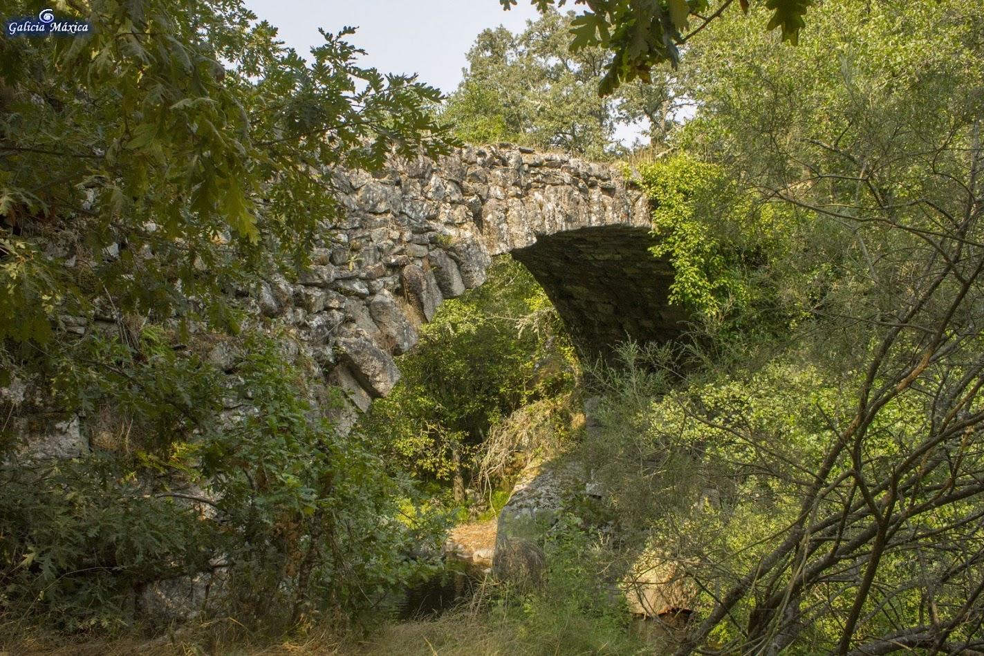 Ponte e Muíños de Conceliños | GALICIA MÁXICA
