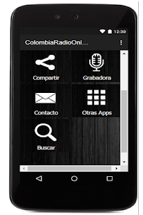 Colombia Radio Online - náhled