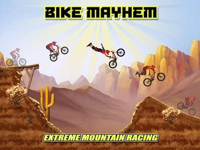 Bike Mayhem Mountain Racing Screenshot