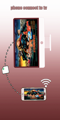 Phone Connector To TV Usb(hdmi/otg/mhl/wifi) screenshot 6