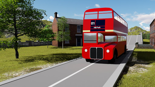 Bus Simulator Racing 1.0.2 screenshots 1