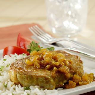 Curry Pork Chops Recipes.