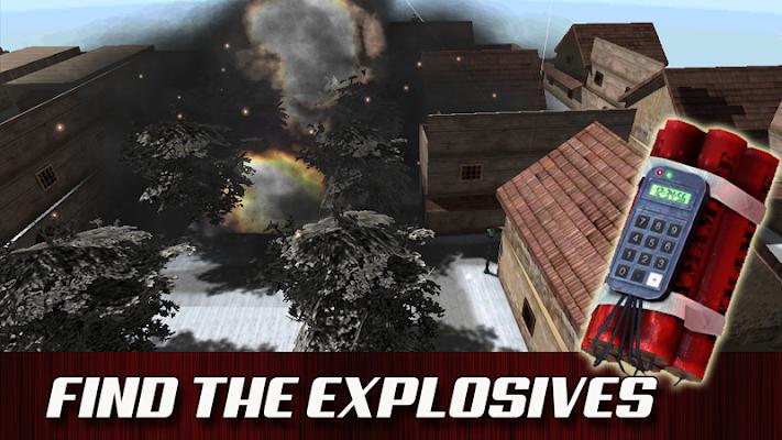 Modern Battlefield: Combat - screenshot
