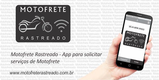 Motofrete Rastreado - Cliente - náhled