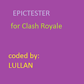 Epic Card Tester Clash Royale icon