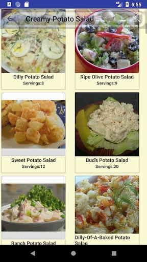 Potato Salad Recipes 5.6.4 screenshots 2