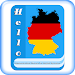 Learn German Communication Phrases | Phrasebook Icon