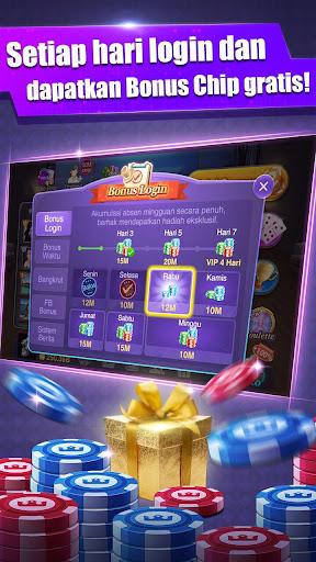 Domino QiuQiu u00b7 99 : Pulsa : Free 2.0.1.0 screenshots 12