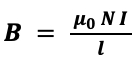 Magnetic Field/ B-field due to a Long Solenoid