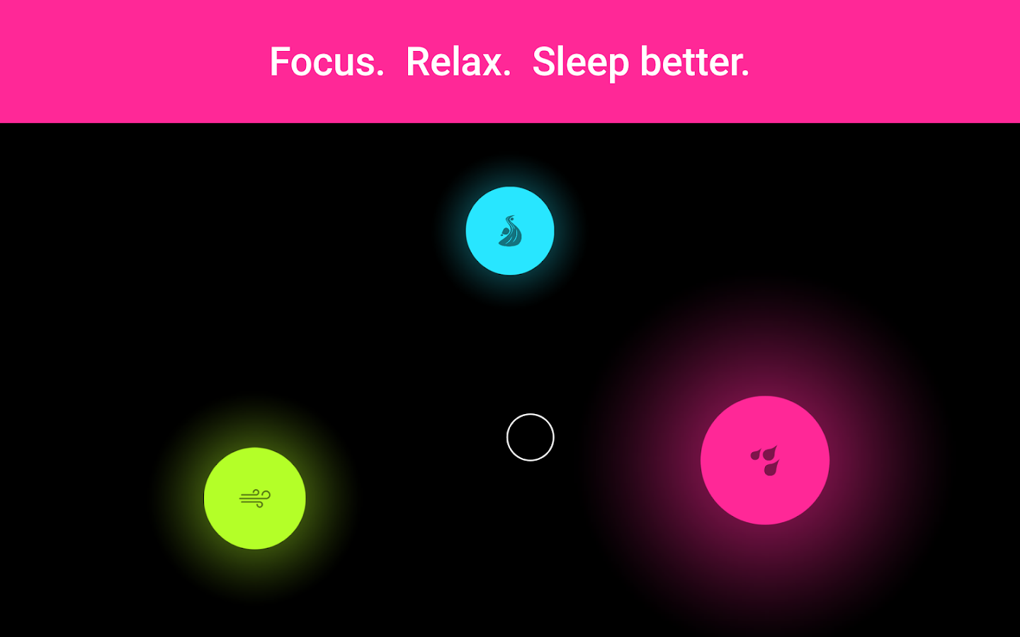 TaoMix 2 - Relax, Sleep & Focus with Nature Sounds- screenshot