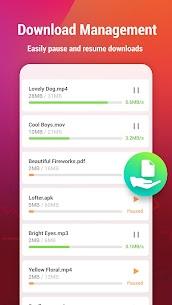 Fast Browser-Video Downloader, Offline player Apk Download For Android 3