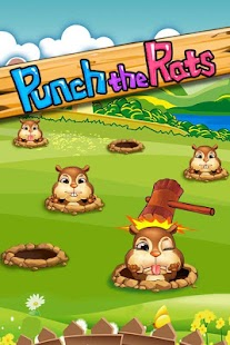 Punch The Rats- screenshot thumbnail