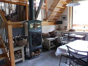 Photo: Appartement 1 - Les vieilles bûchelières