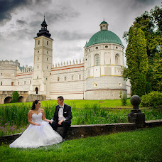 Wedding photographer Rafał Niebieszczański (RafalNiebieszc). Photo of 05.10.2018